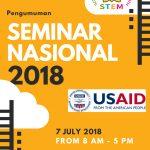 Pengumuman Seminar Nasional