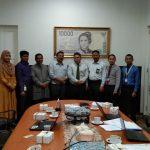 Audiensi Bersama Kepala Bank Indonesia Wilayah Aceh